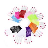 Sarung tangan jala pendek (fashion show/nari)