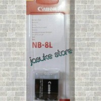 BATERAI CANON NB-8L