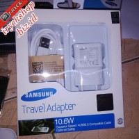 Charger travel adapter 10.6W 2A for samsung galaxy s4 note 2 grand dll