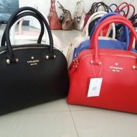 harga Tas Katespade Double Zipper Bowling Handbags (tas Branded Wanita/cewek Tokopedia.com