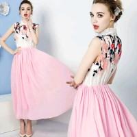Longdress Flow Pink