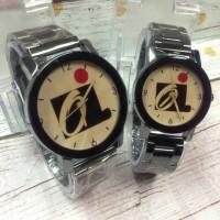 Jam Tangan Couple - Orang Indonesia ( Oi Alba Seiko Swiss Army Rolex )