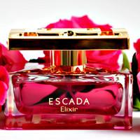 PARFUM ORIGINAL SINGAPORE ESCADA ESPECIALLY ELIXIR FOR WOMEN 75ML
