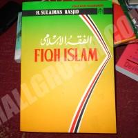 buku fiqih islam h sulaiman rasyid