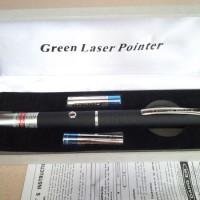 Laser Pointer Green 100mW