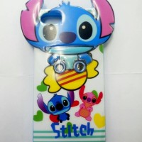 Soft case Iphone 5 / Iphone 5s 3D gambar Lilo stich