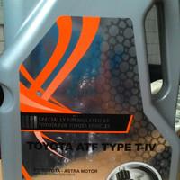 Oli ATF T-IV for Toyota Innova dan Camry Galon 4 Liter