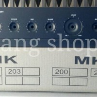 Box Bell Stereo Power Amplifier HK201 HK-201 HK 201