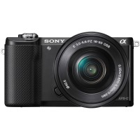 Sony Alpha ILCE -A5000 Kit 16-50MM Free 8gb