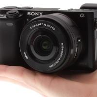 Sony ALpha ILCE-A6000 Kit 16-50MM Free 8gb