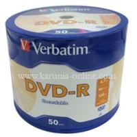 DVD-VERBATIM BULK PACK 50