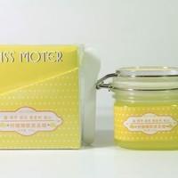 Jual jual miss moter lemon foot wax pembersih penghalus kulit kaki Murah