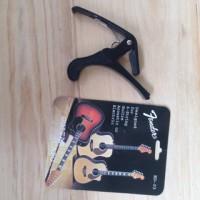 Jual Tender Capo Guitar / Penjepit Gitar Tender Murah
