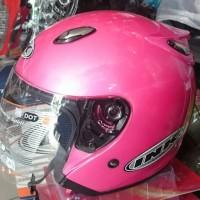 harga Helm INK Centro Jet Pink Tokopedia.com