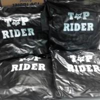 harga Mantel Tas Top Rider Bahan Karet Bukan Parasut Tokopedia.com