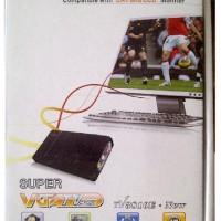 TV Tunner GADMEI 3810 COMBO untuk monitor CRT dan LCD / TV Tuner LCD
