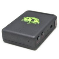 Global Smallest GPS Tracking Device GSM / GPRS / GPS Tracker - TK102