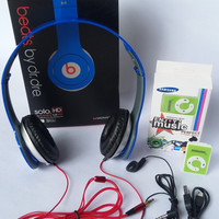 Paket Hemat Headset Dr.Beat Solo + Mp3 Player