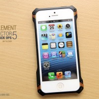 Element Case Sector 5 Black Ops for iPhone 5/5s