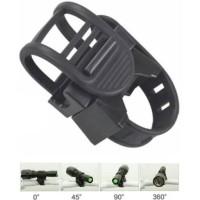 LED Lenser Bicycle Mount Clip Senter Sepeda