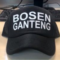 Trucker Bosen Ganteng