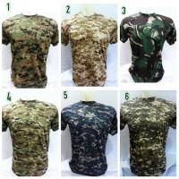 Jual kaos army camo militari airsofter baju army Murah