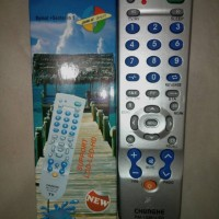 REMOT / REMOTE TV TABUNG MULTI/UNIVERSAL CHUNG HE