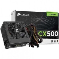 CORSAIR CX500 80 PLUS Bronze Certified Power Supply