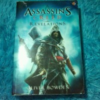 harga Assassins Creed Book#5 Revelation (oliver Bowden) Tokopedia.com