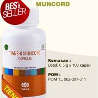 Obat Herbal Alami Amandel, Batuk, Asma, Alergi & Peradangan Muncord