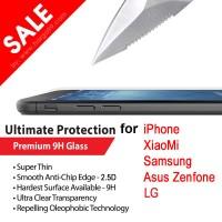 Tempered Glass Andromax R Screen Protector/ Guard/ Antigores Hp Kaca