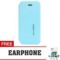 harga Kalaideng Iceland Series Leather Casing Iphone 5/5s - FREE Earphone Tokopedia.com