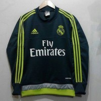 Sweater Training Real Madrid 2016 Grey home/away