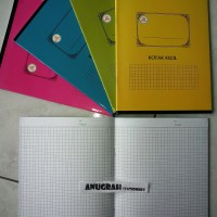 Buku AA Kotak Kecil 38 Lembar