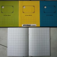 Buku AA Kotak Besar 38 Lembar