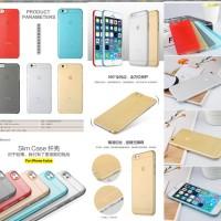 Baseus Slim PC Case iPhone 6 Plus - 6S Plus