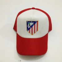 harga Topi Trucker Atletico Madrid Tokopedia.com