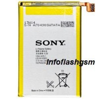 Baterai Batere Battery Sony Xperia ZL