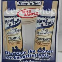 Mane n Tail Deep Moisturizing Shampoo And Conditioner Sachets