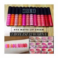 [ ECERAN ] NYX SOFT MATTE LIP CREAM / Lip gloss ec