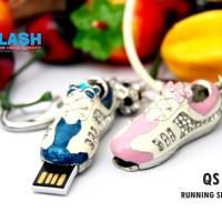 harga Flashdisk Unik  Karakter Running Shoes 16gb Tokopedia.com