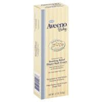 Aveeno Baby Soothing Relief Diaper Rash Cream Fragrance Free 3.7oz