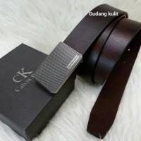 Jual ikat pinggang/belt/gesper pria dan wanita,kulit asli,import. Murah