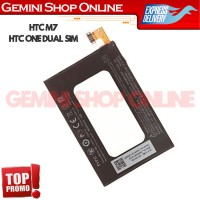 Battery Batrei Baterai Htc Bn07100 Htc One M7 & One Dual Sim Original