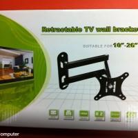 harga Bracket Tv Gantung/ Tv Wall Bracket For 10