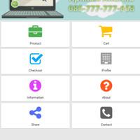 Aplikasi Toko Online Berbasis Android Play Store aka Playstore
