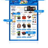 Jual Toko Online Pakaian dll lLengkap Murah Support Bank & Kurir