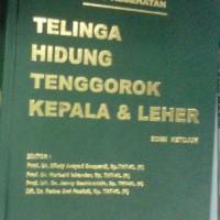 buku ajar ilmu kesehatan tht ed 7 FKUI