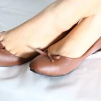 Leather Flatshoes