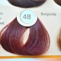 REVLON COLORSILK NO48 BURGUNDY HAIR COLOR CAT RAMBUT NON AMONIAK